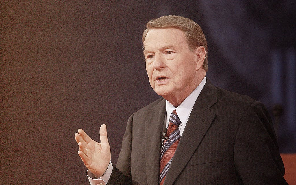 Bob Schieffer Remembers Texas Journalist Jim Lehrer (1934-2020)