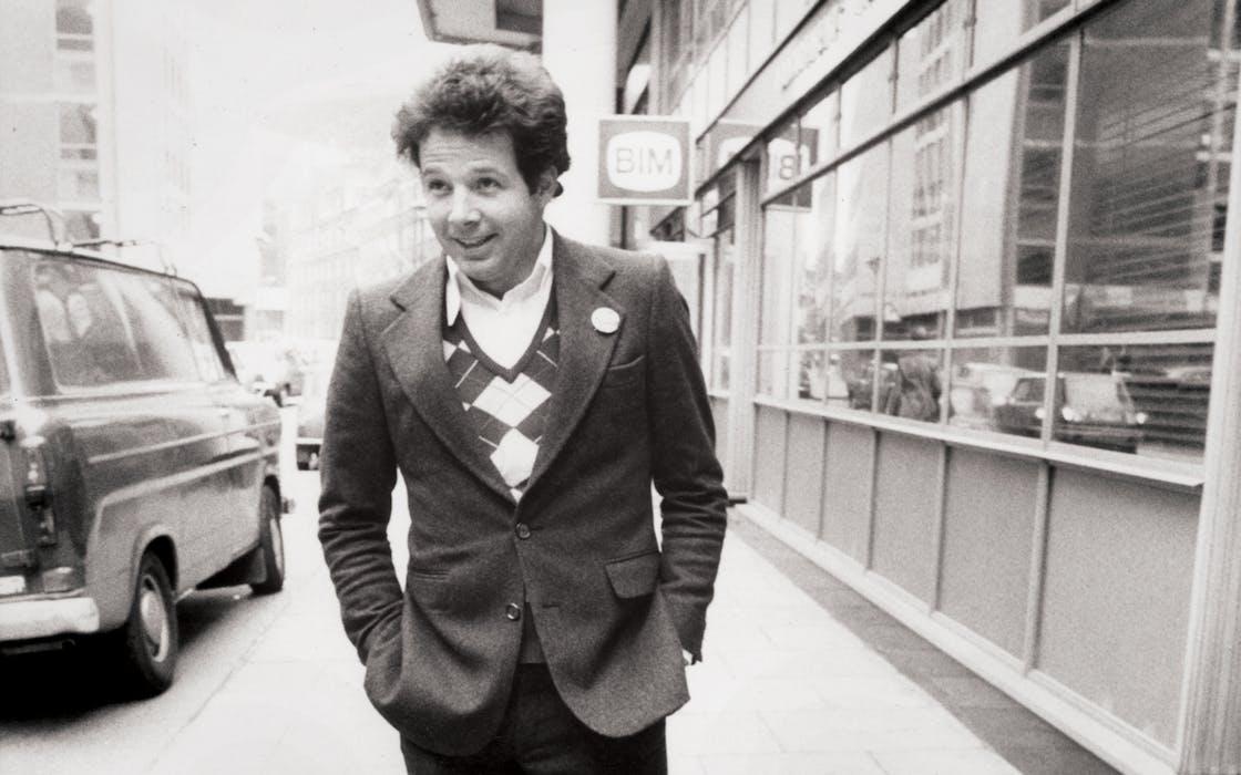 Mayo Thompson circa 1980.