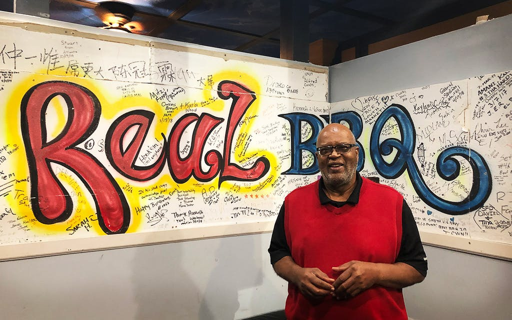 A Barbecue Missionary From Midland Serves Real BBQ in Shreveport