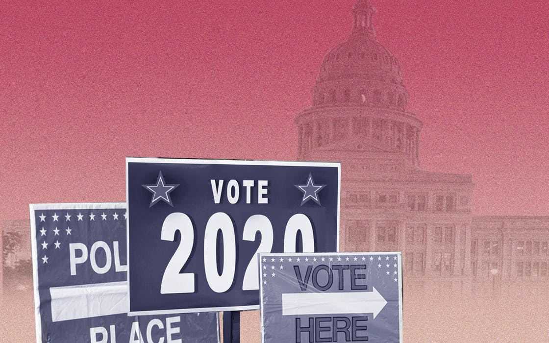 Texas should be the first primary state