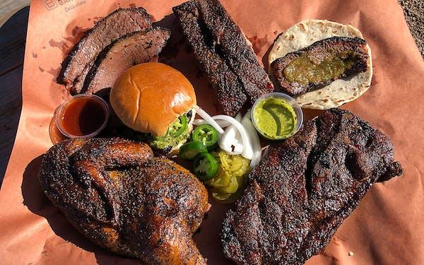 bare barbecue