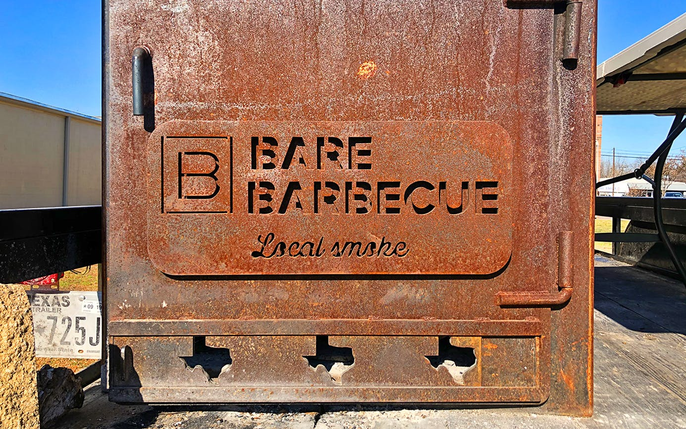 bare barbecue