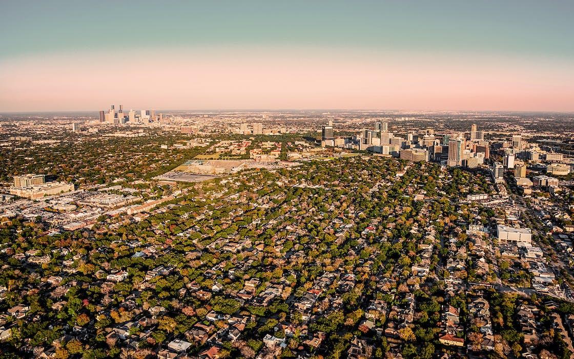 Houston affordability