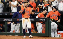 Jose Altuve Astros