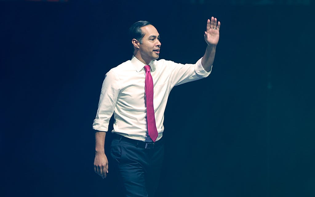 Miss Me When I'm Gone: Now That His Campaign Is Over, Julian Castro Is Extremely Popular