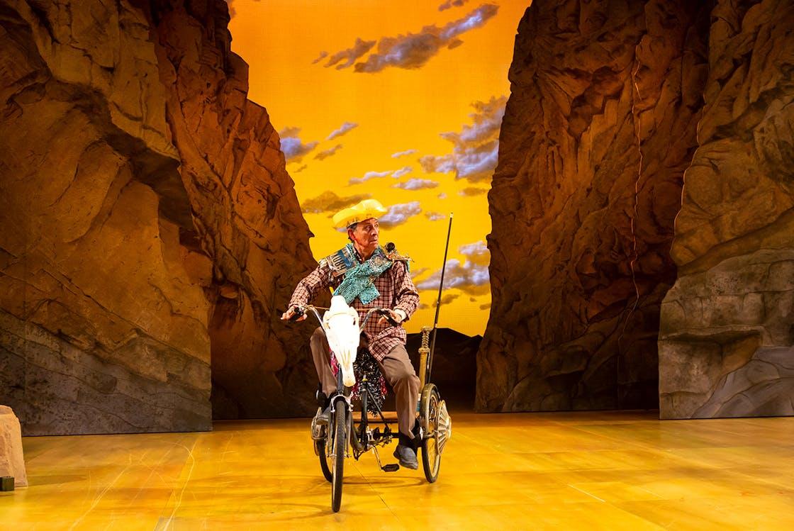Quixote Nuevo at the Alley Theater