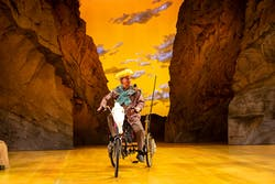 Quixote Nuevo at the Alley Theater