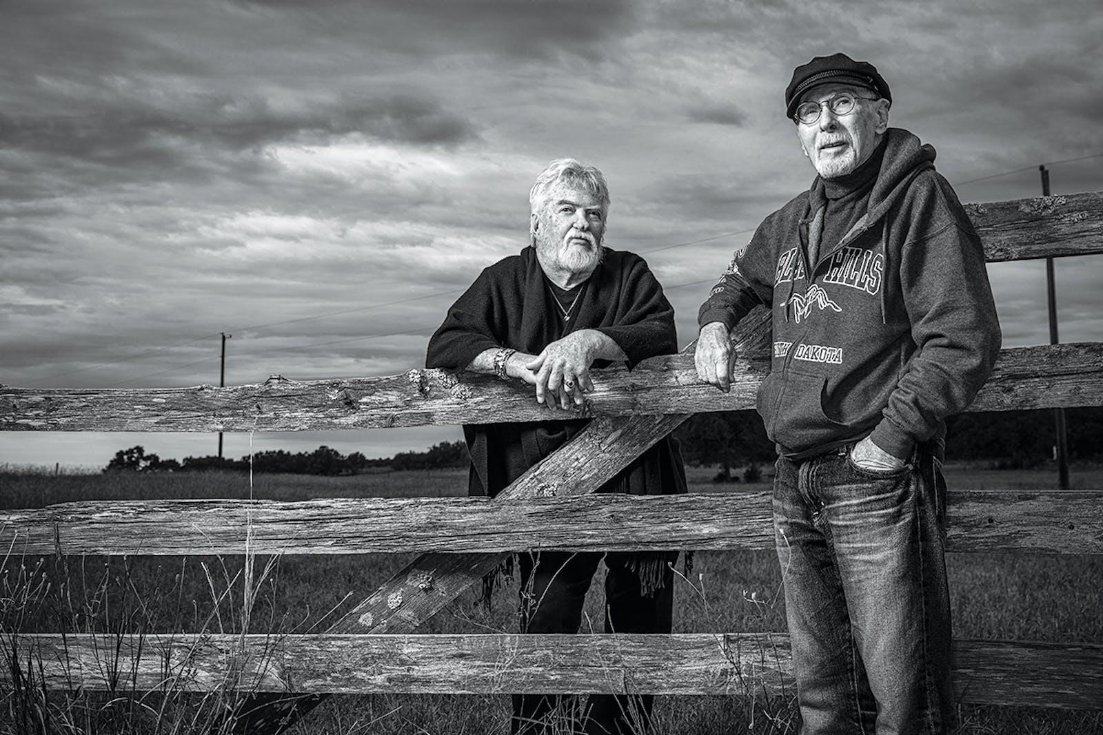 Dash Crofts and Jim Seals