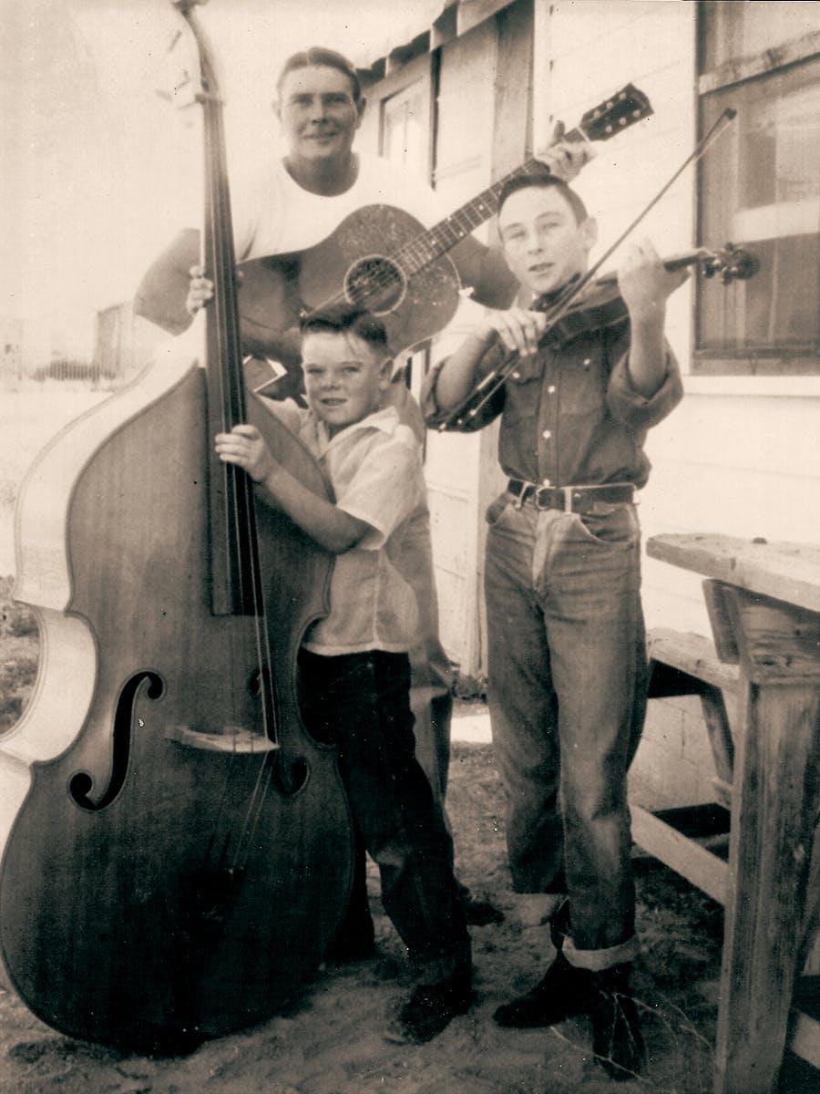 Wayland, Jim, and Dan Seals