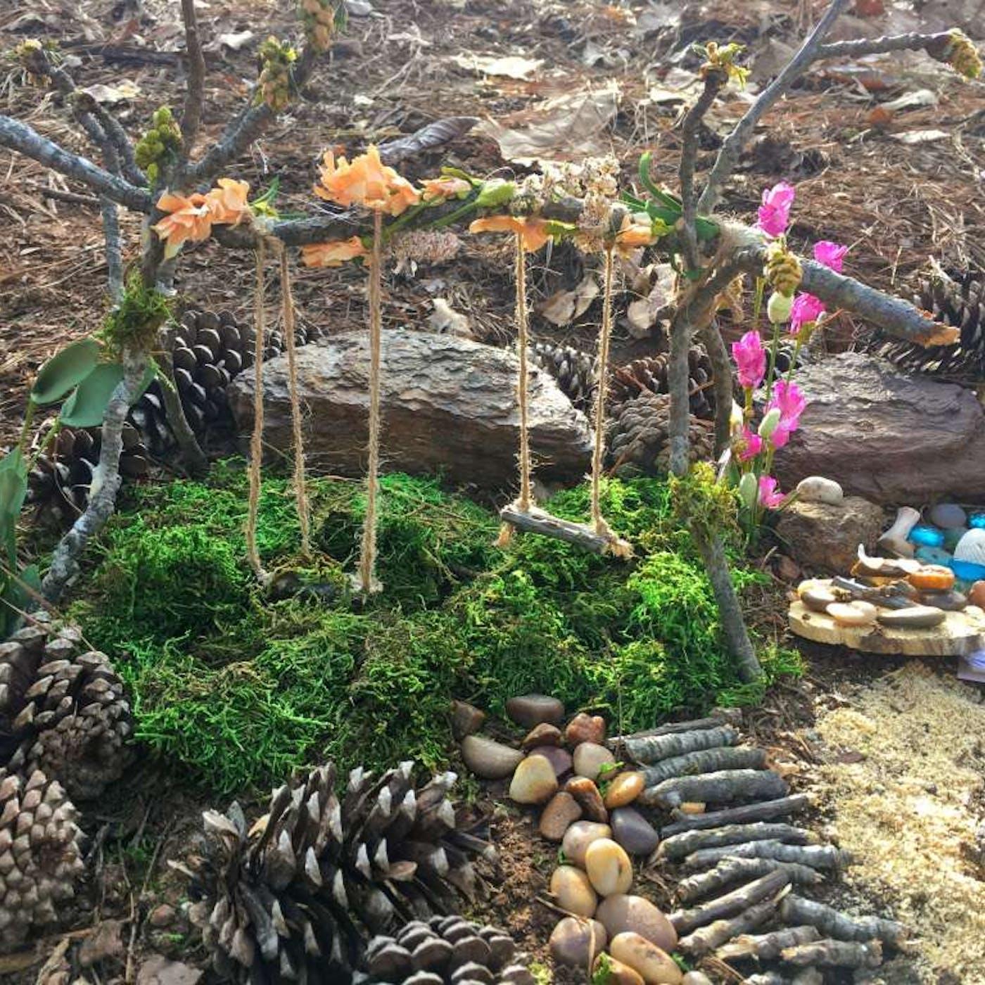 Fairy Garden Walks Texas Monthly
