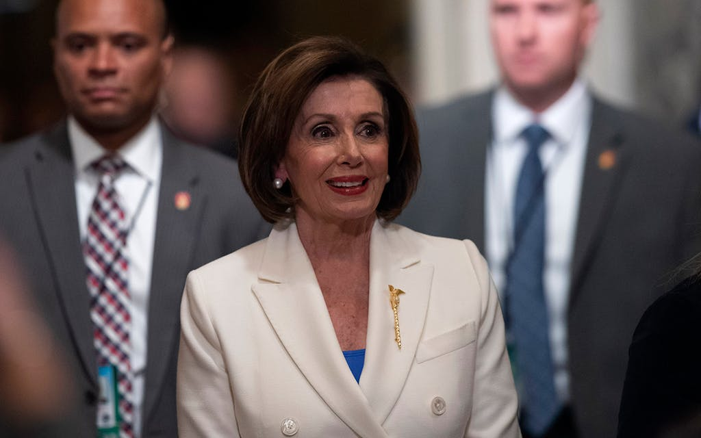 Behind Nancy Pelosi's Power Brooch Is an 86-Year-Old Texan Jeweler