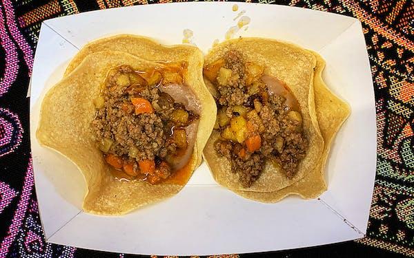 Picadillo-Tacos