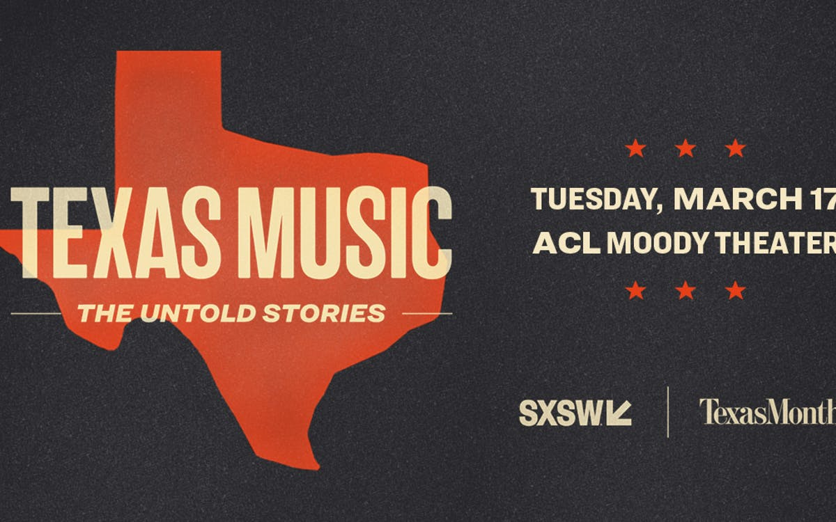 Texas Music: The Untold Stories