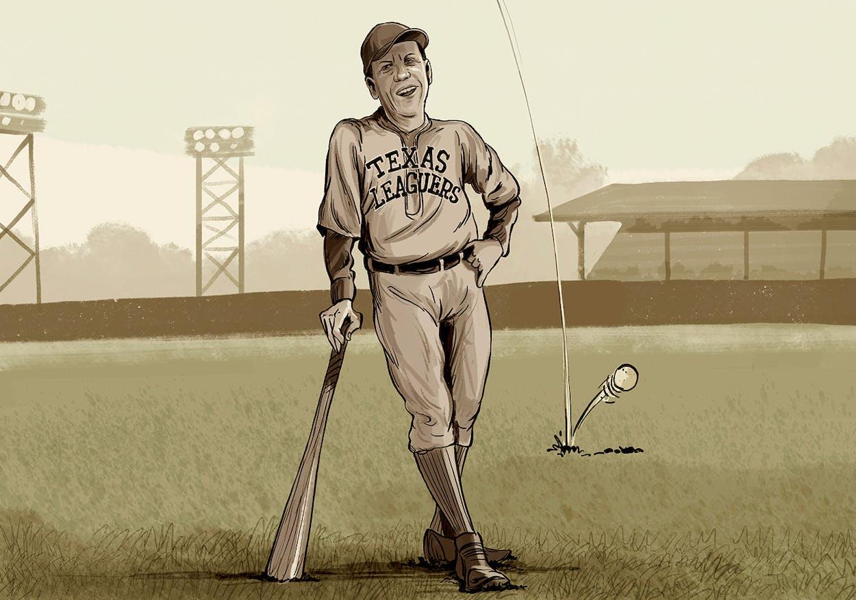 baseball texanist