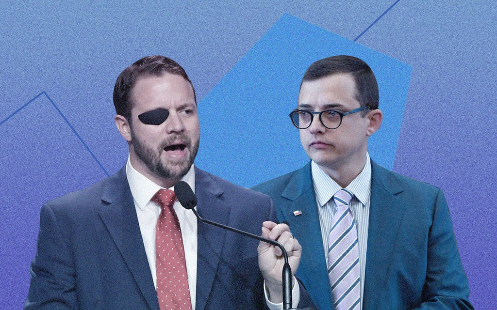 Bull Session: Dan Crenshaw and Briscoe Cain Make Election Season Weird