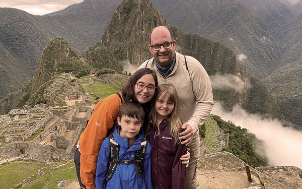 Daniel Vaughn's journey back from Peru during COVID-19
