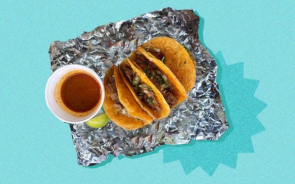 Weekly Taco Wall St Cocina