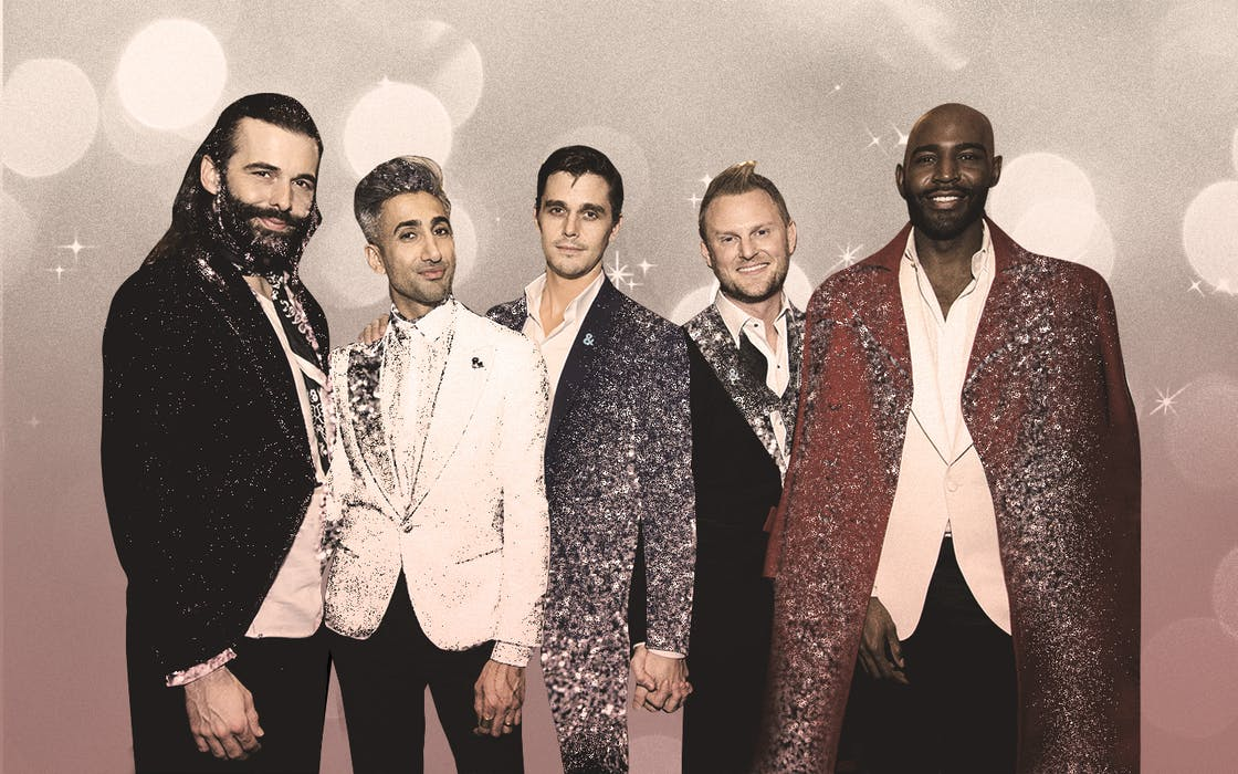 Hollywood Texas Queer Eye Sets Its Sights On Austin Texas Monthly