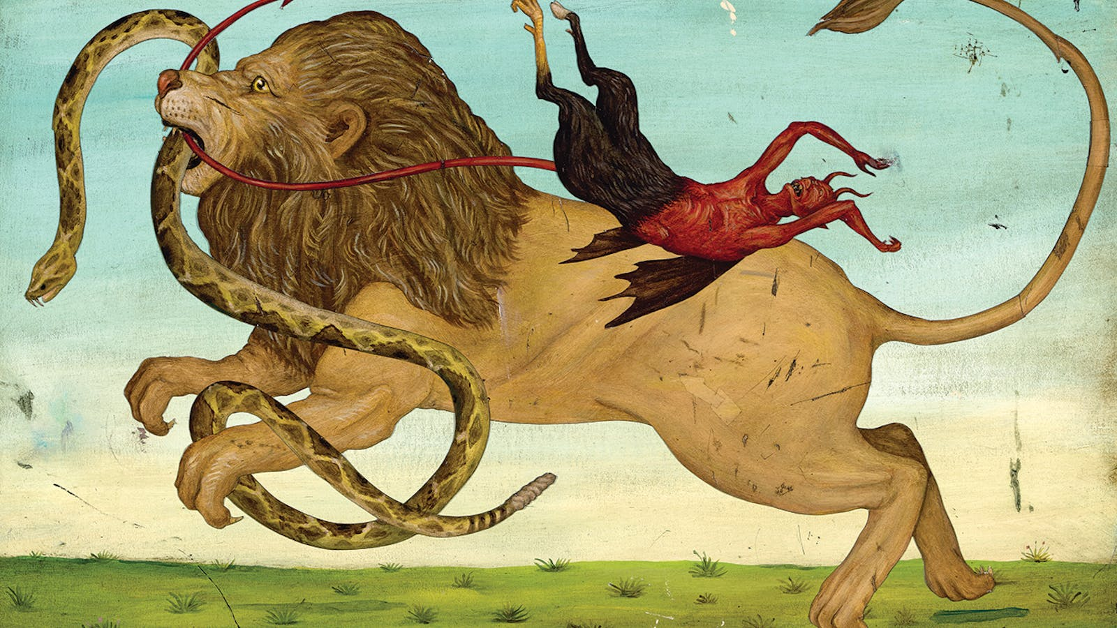 The Lion Tamer – Texas Monthly