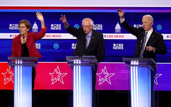 Democratic presidential primary debate