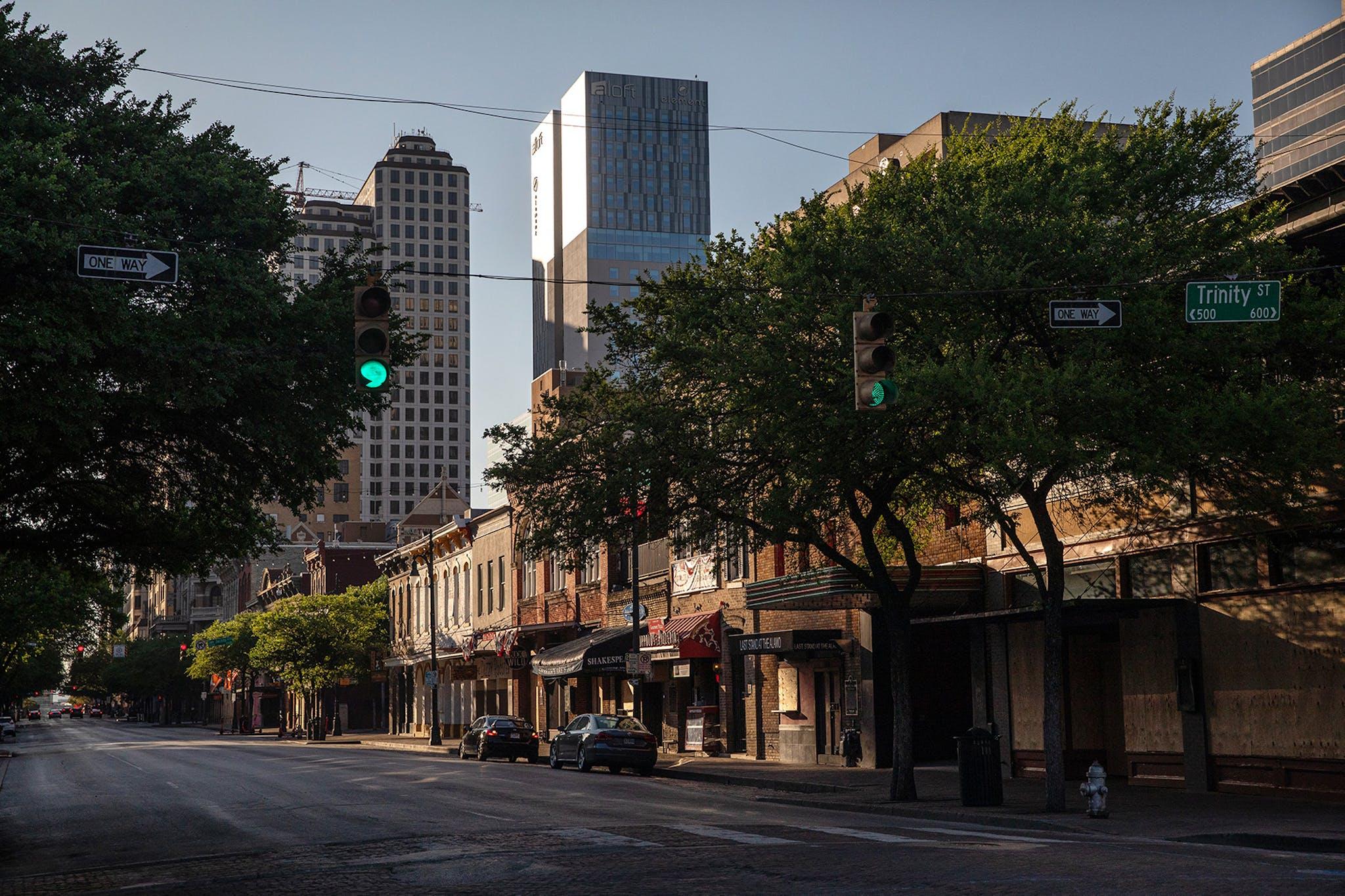 Austin sixth street