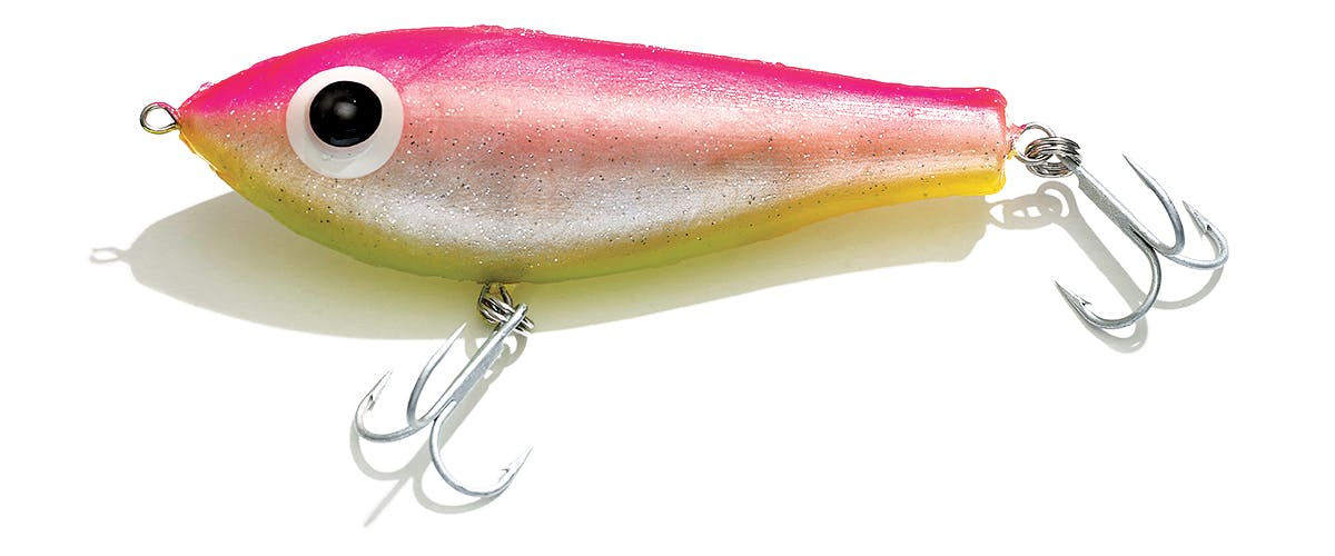 Paul Brown Corky Lure