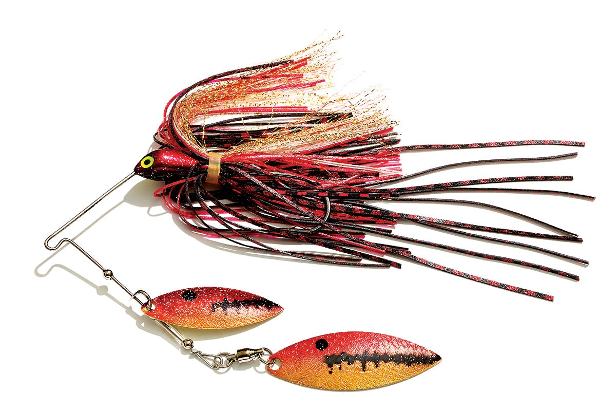 vibra wedge lure