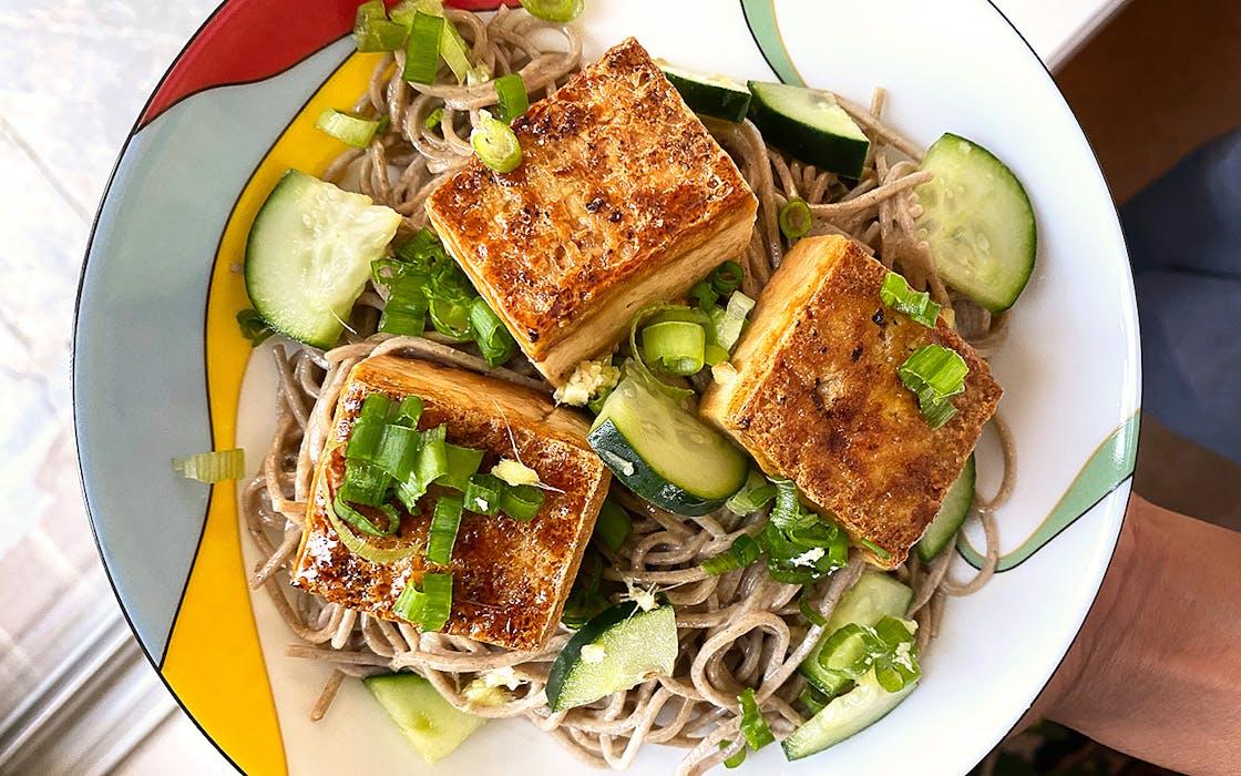 Priyas-diary-entry-7-sesame-noodles-with-crispy-tofu