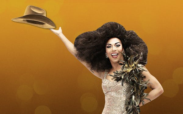 Shangela-hbo-show-texan-roots
