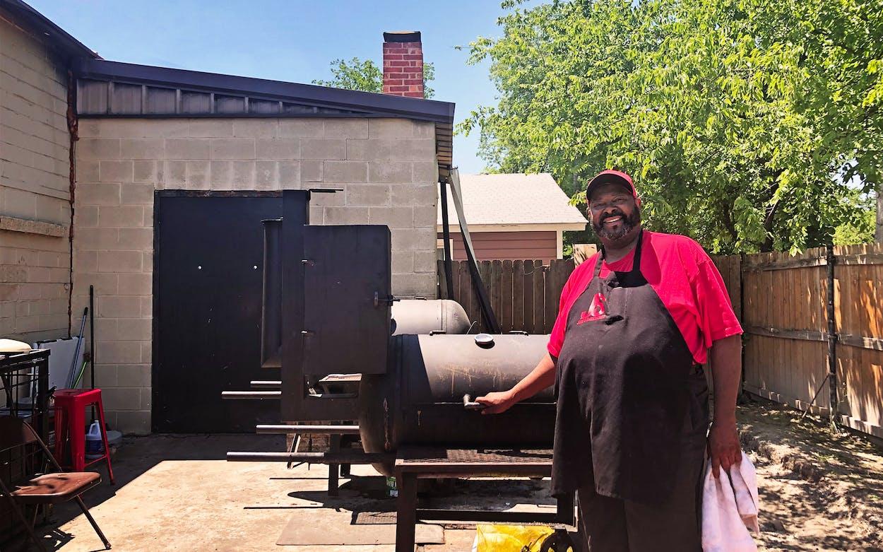 Patrick Joubert of Jube's Smokehouse
