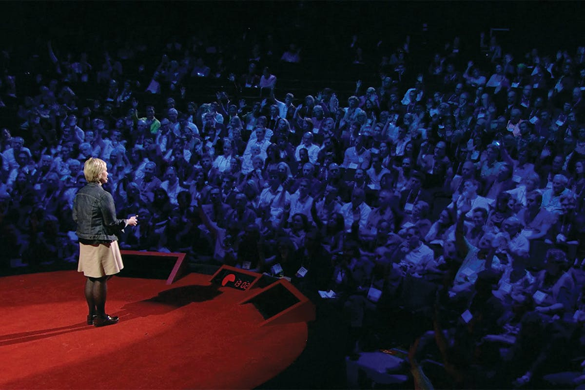 Brene Brown at Ted Talks
