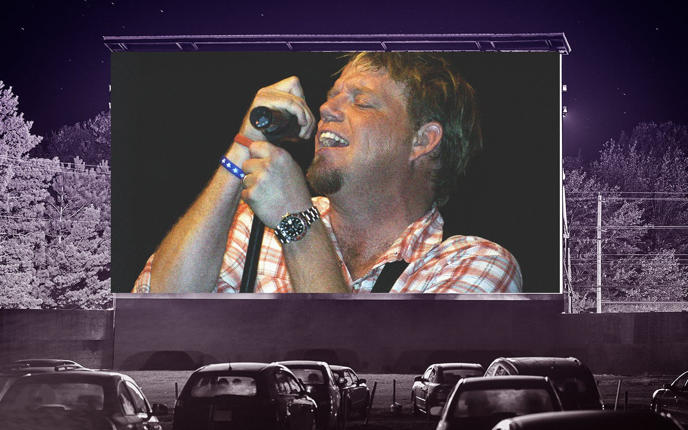 Are Pat Green And The Texas Rangers Innovating The Drive In Future Of The Concert Industry Texas Monthly
