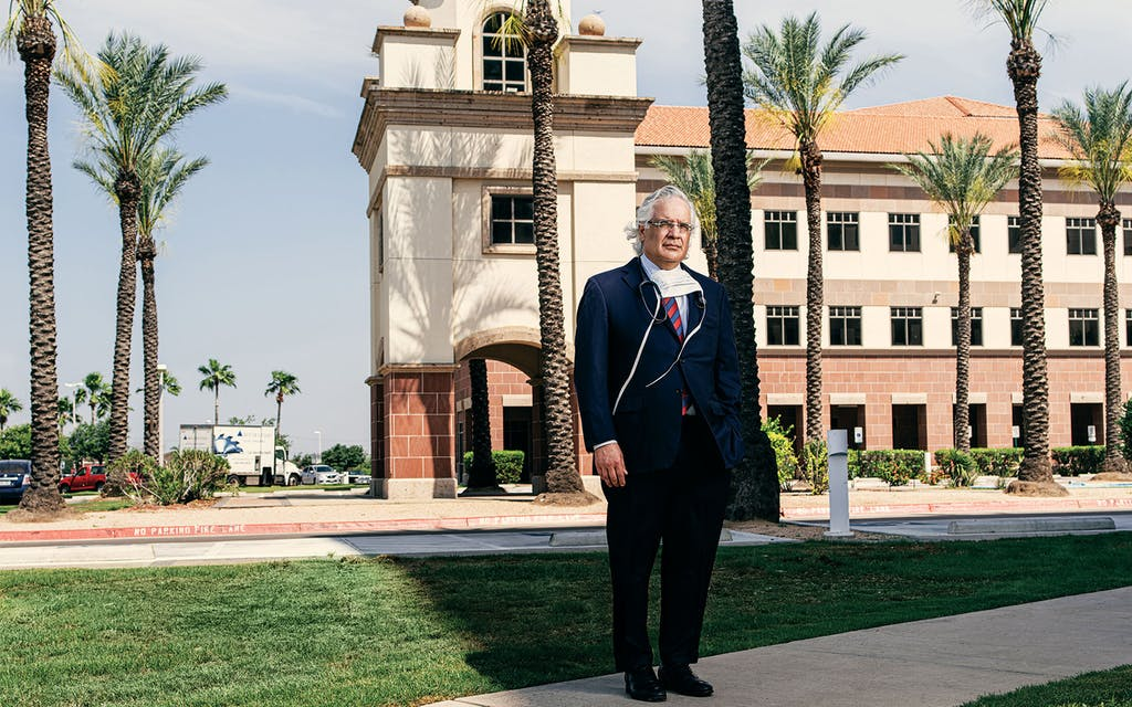 The Truth-Telling Doc Known as the Fauci of South Texas