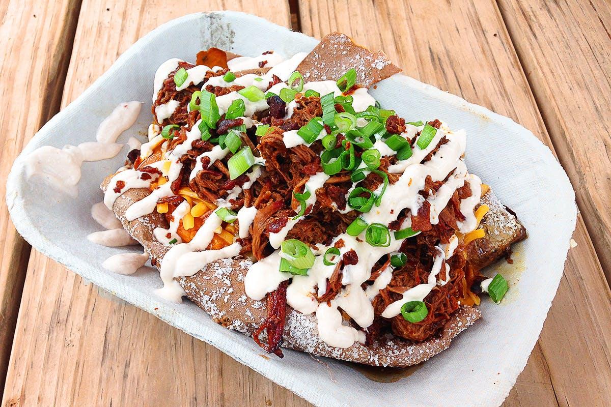 bbq baked potato