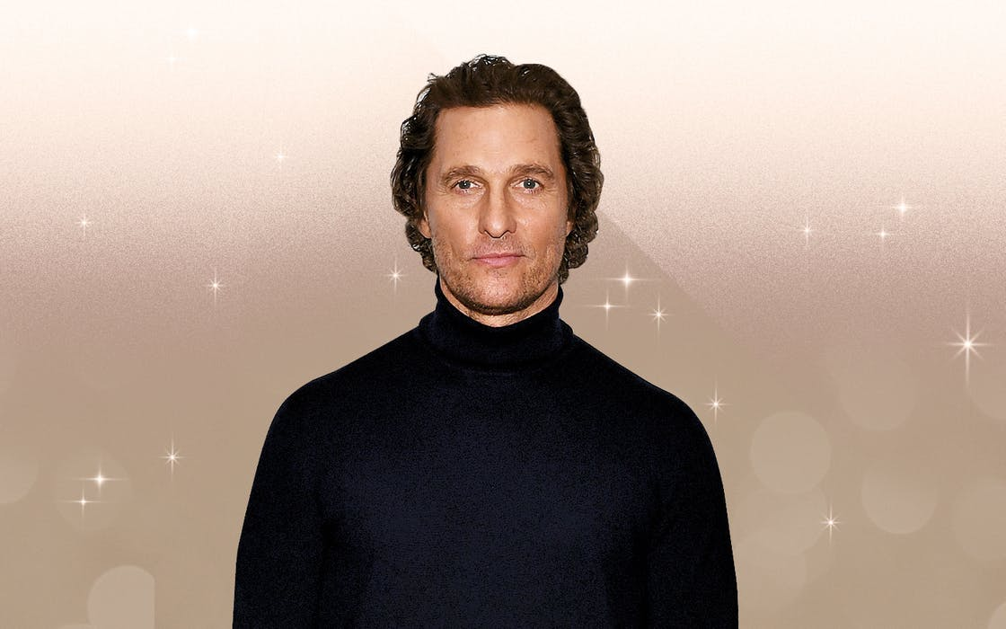 Hollywood Texas Matthew Mcconaughey Asks How Can I Do Better As A White Man Texas Monthly