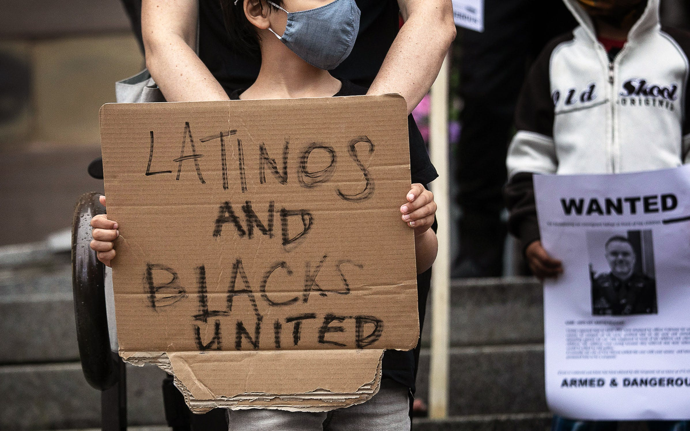 How Latino Texans Are Addressing Antiblack Racism Texas Monthly