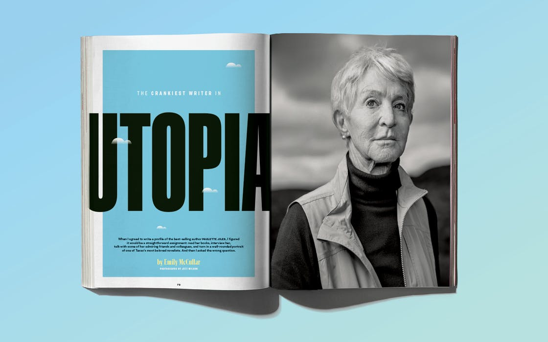 """The Crankiest Writer in Utopia,"" May2020."