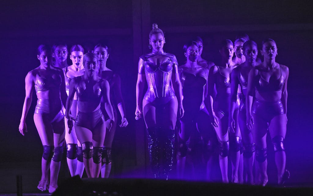 Texas Monthly Recommends: Beyoncé's Single 'Black Parade'