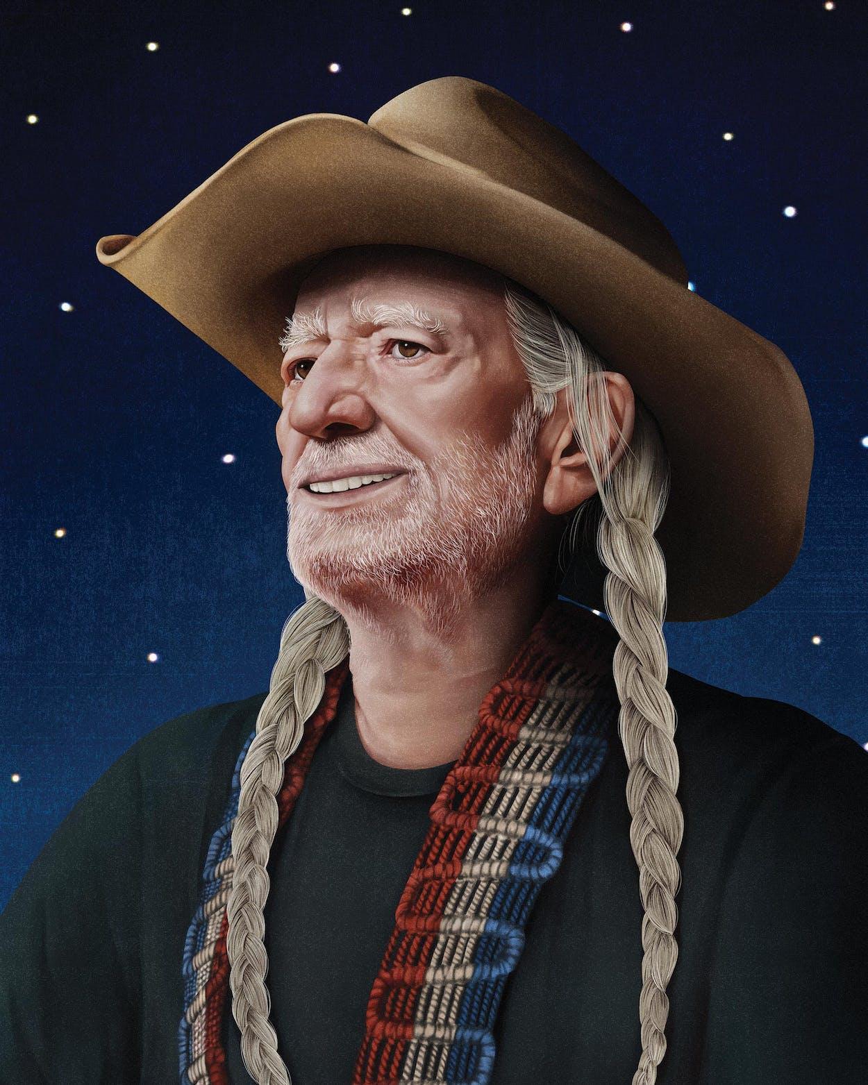 Willie Nelson vocalist