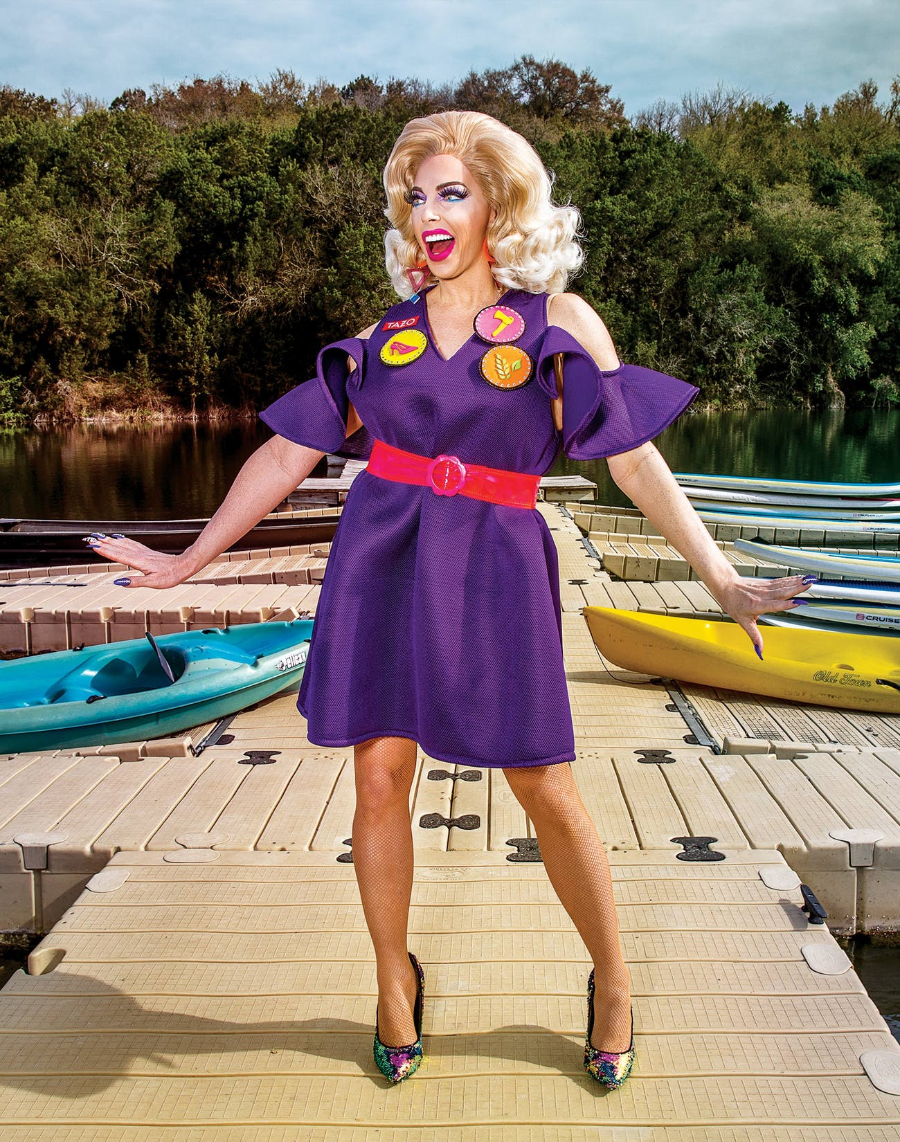 Alyssa Edwards Camp
