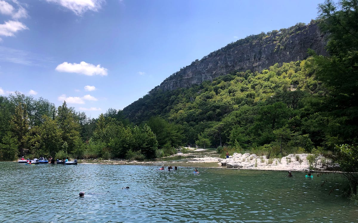 Where to Go Swimming Now in Texas - Texas Monthly