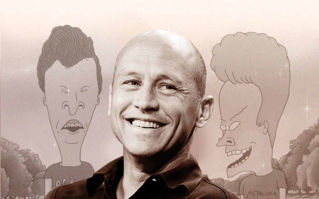 Hollywood, Texas: Mike Judge Revives Beavis and Butt-Head for a New Era of Stupid