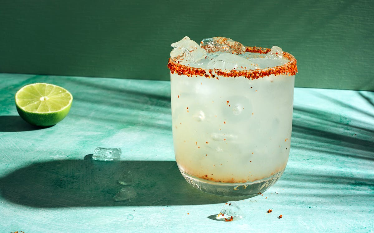 Jalapeño-infused agave is the secret to this sweet and spicy version from Danny Caffall, of Dallas's Mansion on Turtle Creek. Every Friday this sum