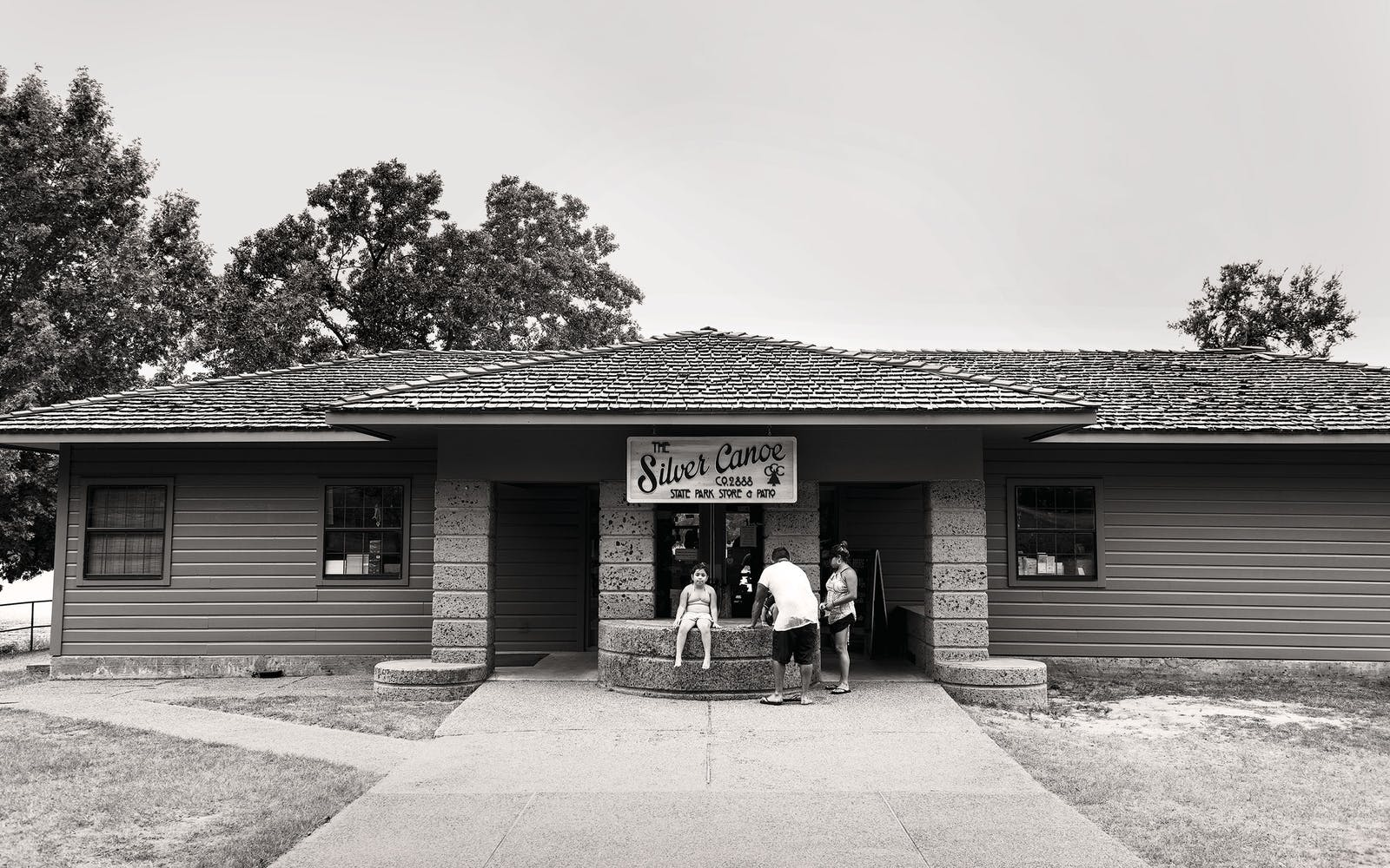 The Silver Canoe park store