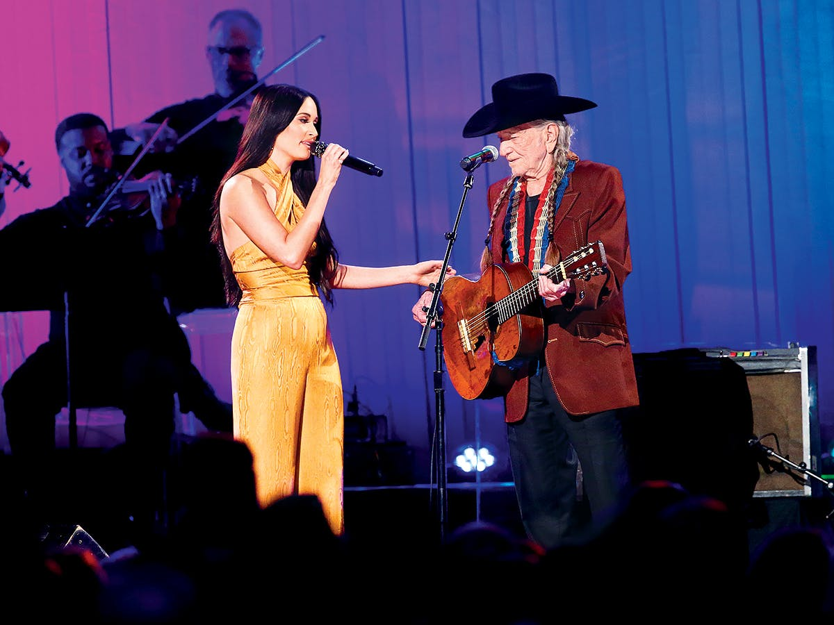 Kacey Musgraves Willie Nelson