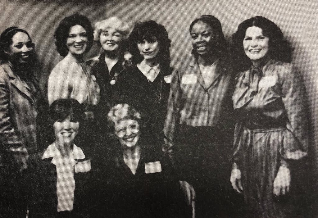 founding members of the Romance Writers of America board