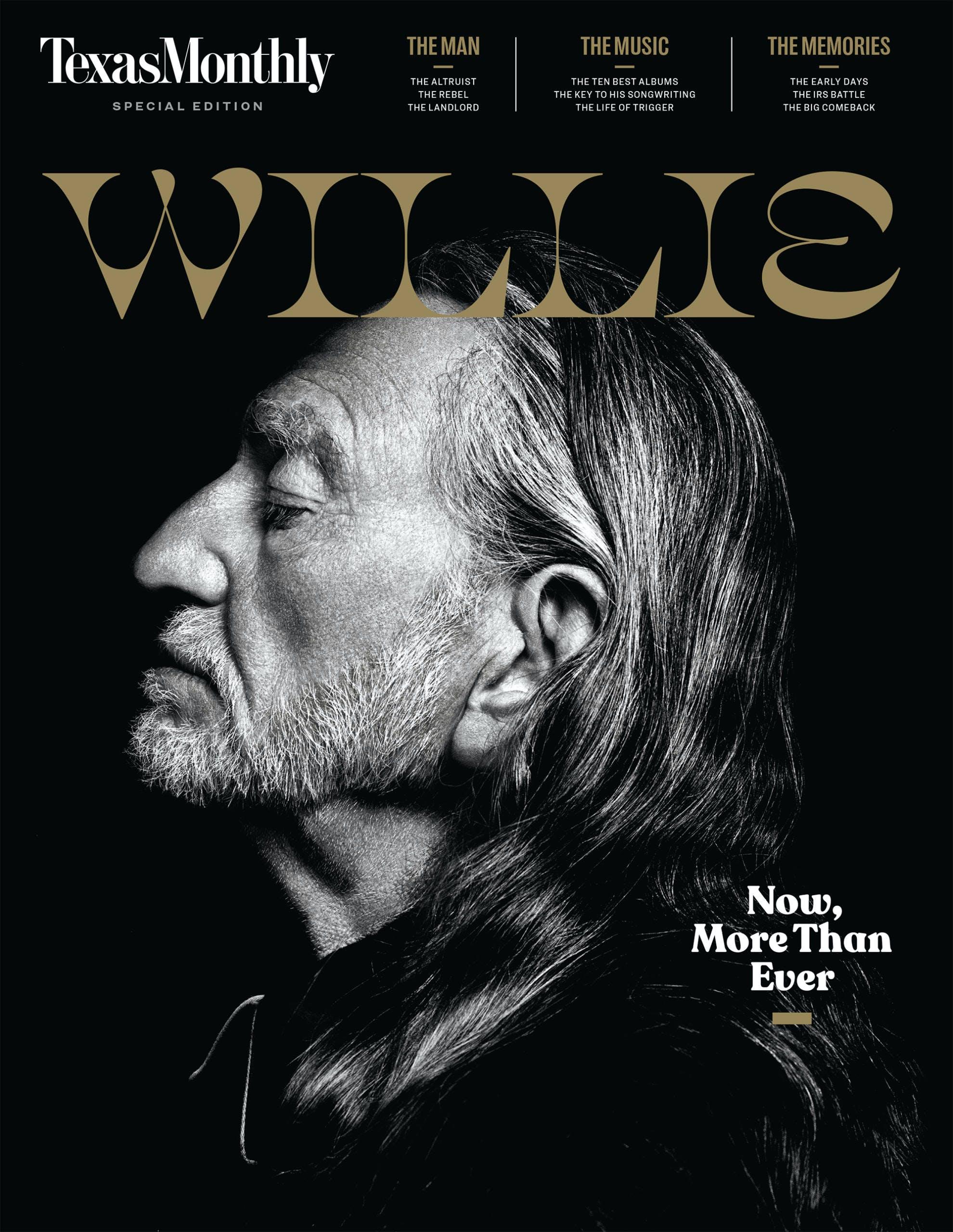 Willie Nelson Platon