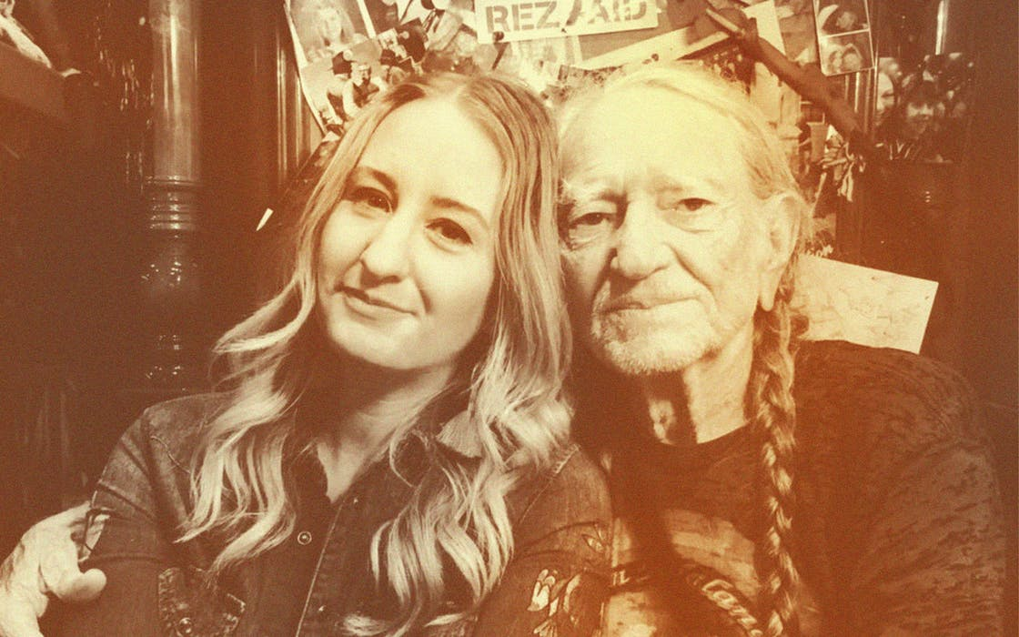 Margo Price Willie Nelson