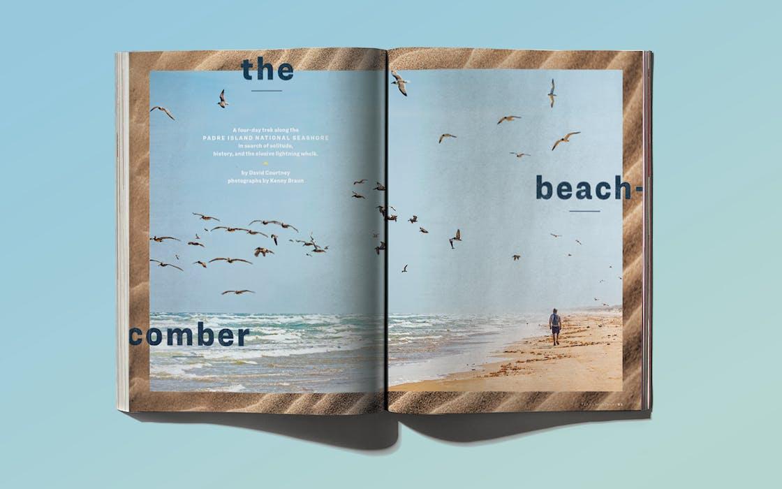 """The Beachcomber,"" August 2020."