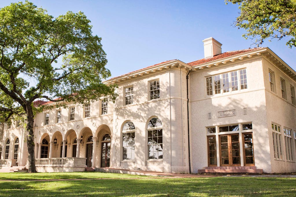 The Commodore Perry Estate in Austin.